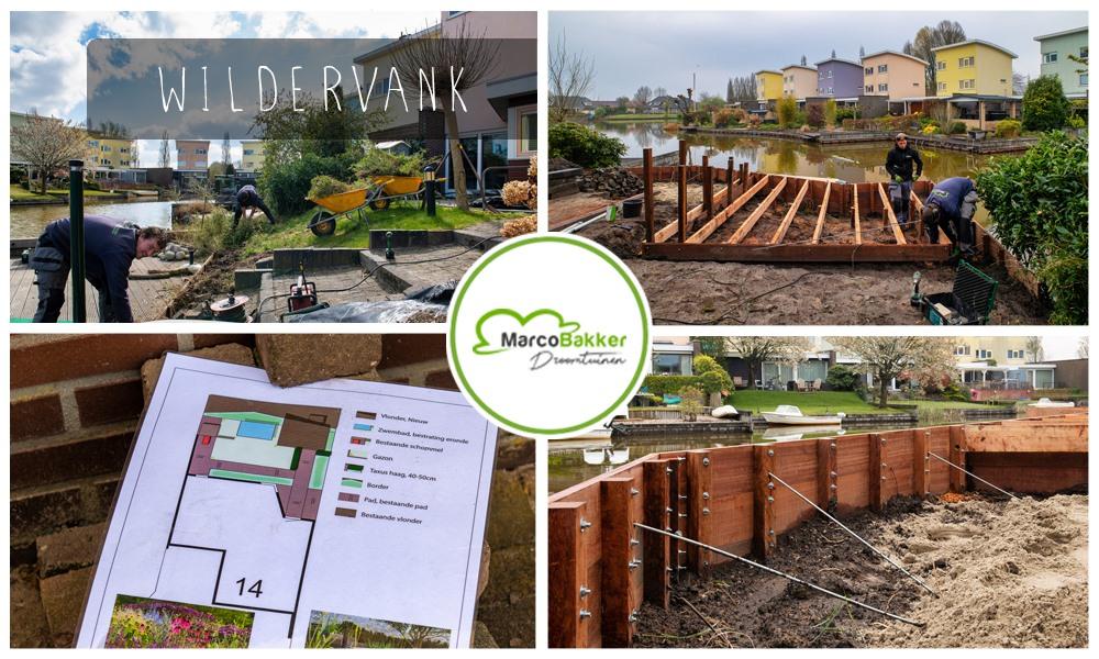 Een mooi project in Wildervank