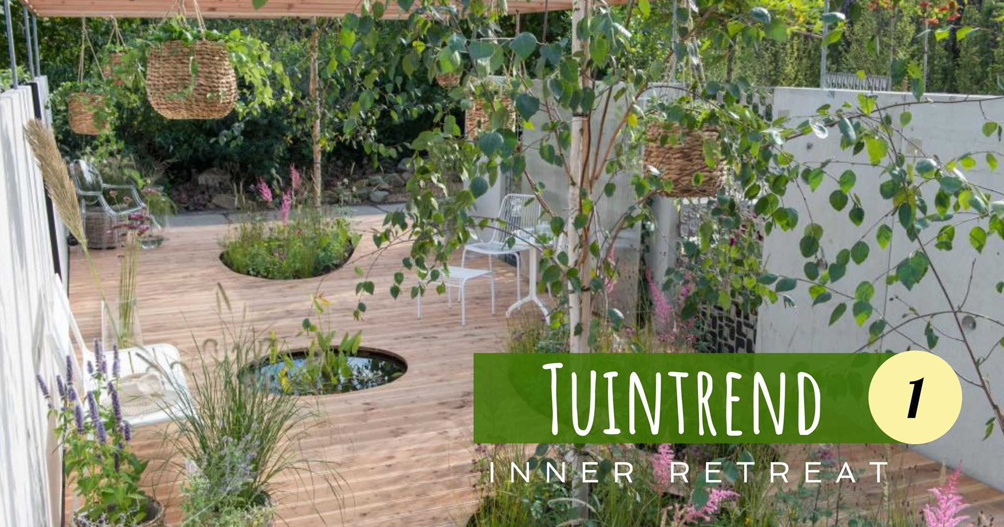 Tuintrend 1: Inner Retreat